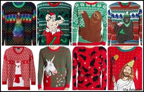 10 Tips for Having a Great Ugly Christmas Sweater Party