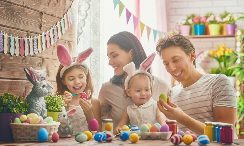30 Cute & Funny Easter Bunny Ideas