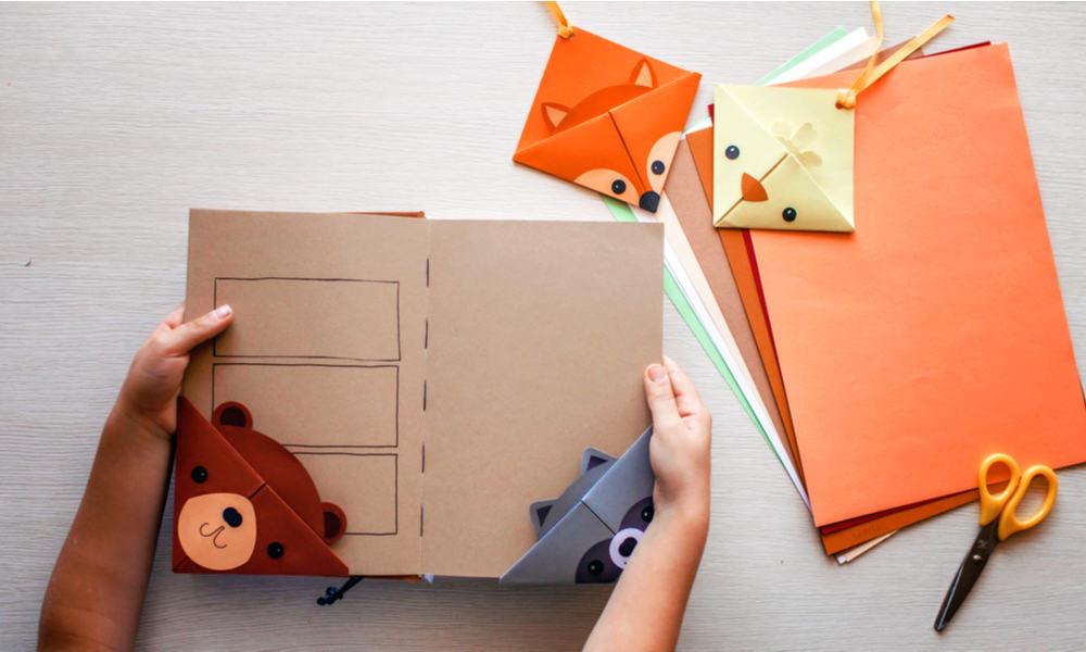 31 DIY Bookmarks Ideas