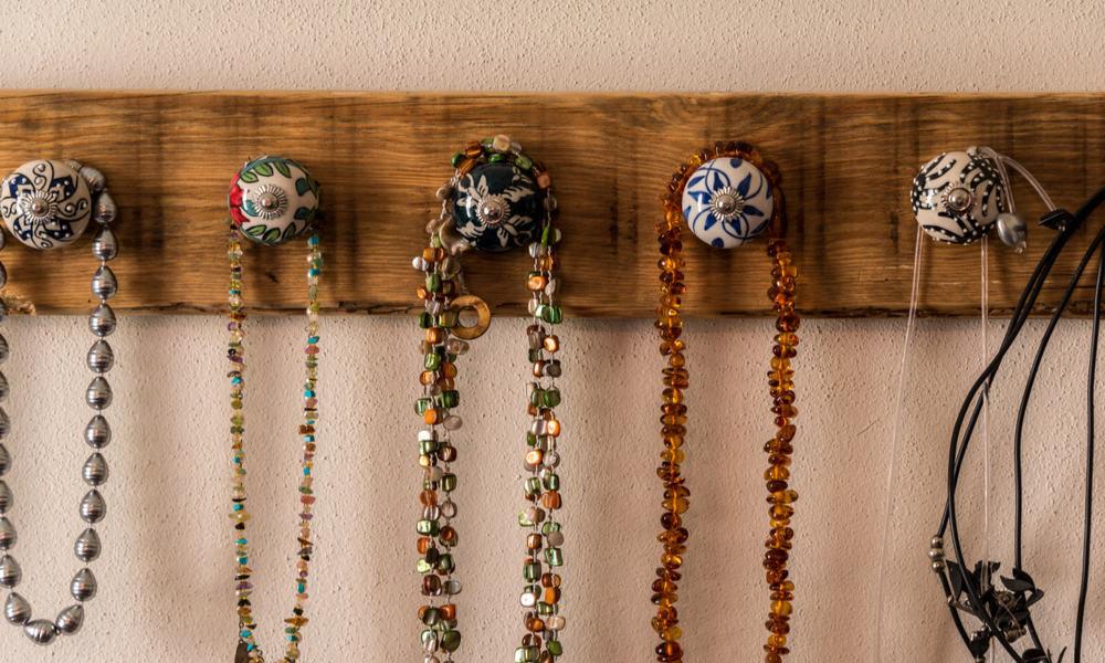 31 Jewelry Display Ideas