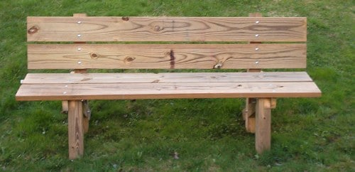 Building a Bench for your garden