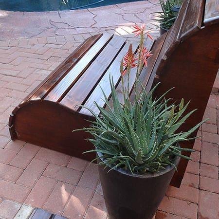 Garden Love Seat