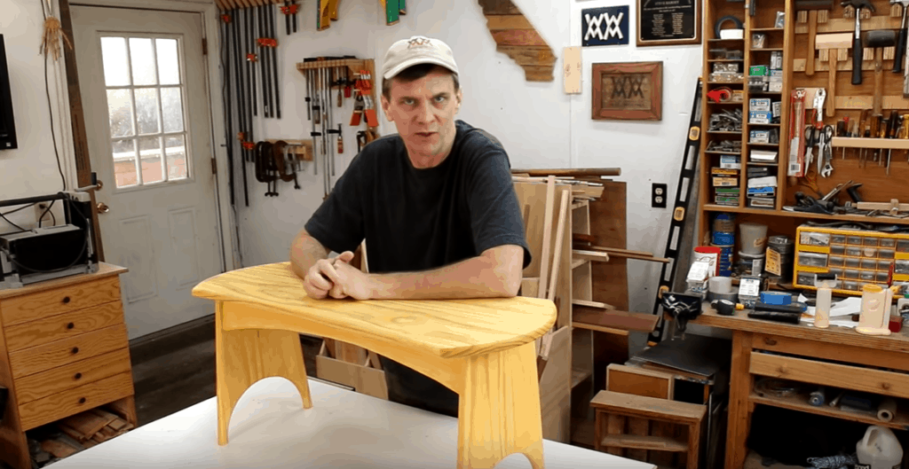 MAKE A 5-BOARD BENCH