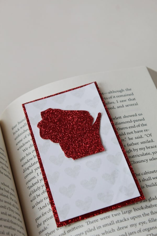 Patriotic bookmark 2