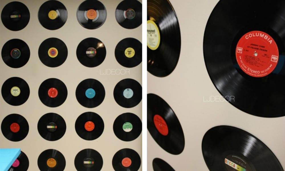Vinyl records or CDs