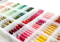 How to Organize Embroidery Thread