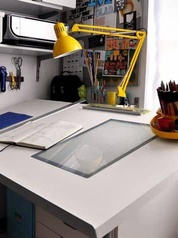 DIY Tutorials for a Drafting Table