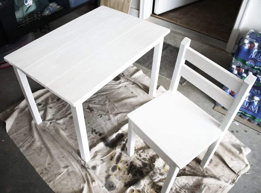 DIY Kids Chair