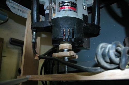 DIY Poor Man's Router Lift