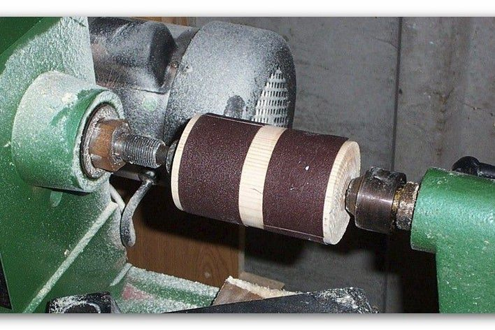 Quick DIY Drum Sander