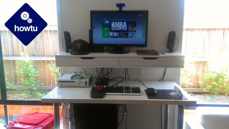 Build A Healthier PC Gaming Table For Under $200_副本
