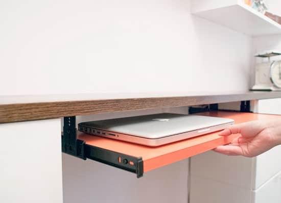DIY Cost-effective Keyboard Tray
