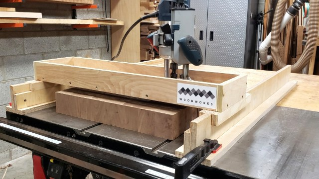 DIY Router Sled using Plywood