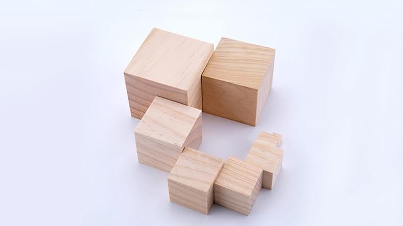 A Block Of Wood