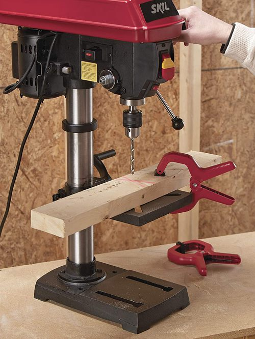 How to use a Drill Press Like a Pro