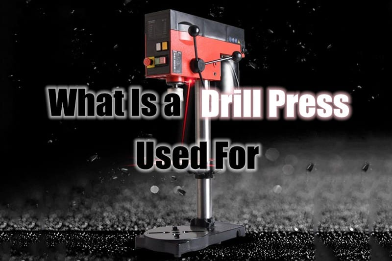 How to use a Drill Press Like