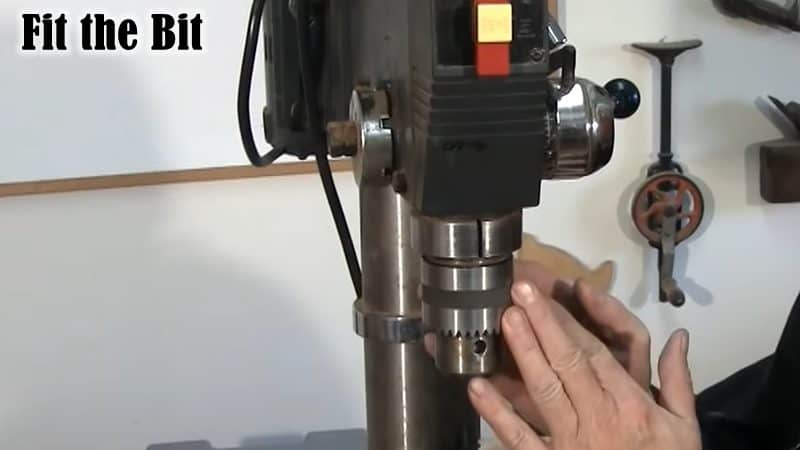 How to use a Drill Press02