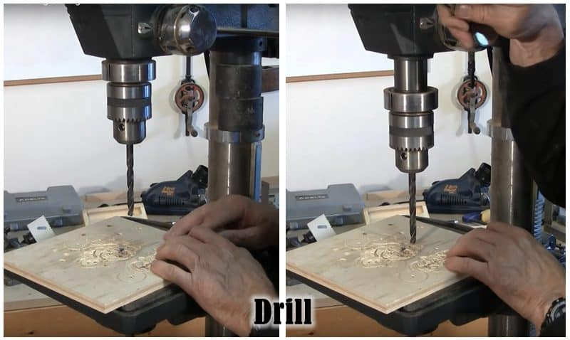 How to use a Drill Press05