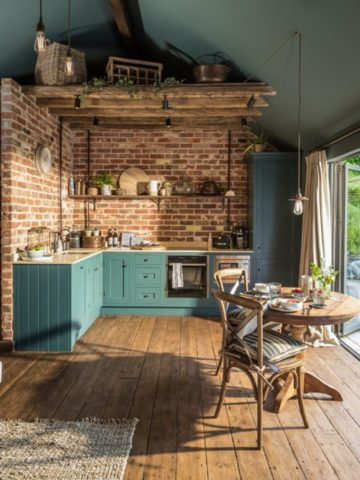 Creative Kitchen Soffits Ideas