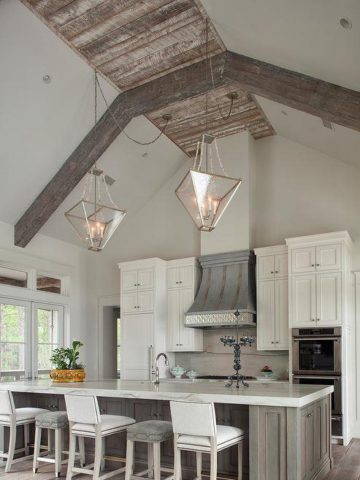 Innovative Wooden Ceiling Ideas