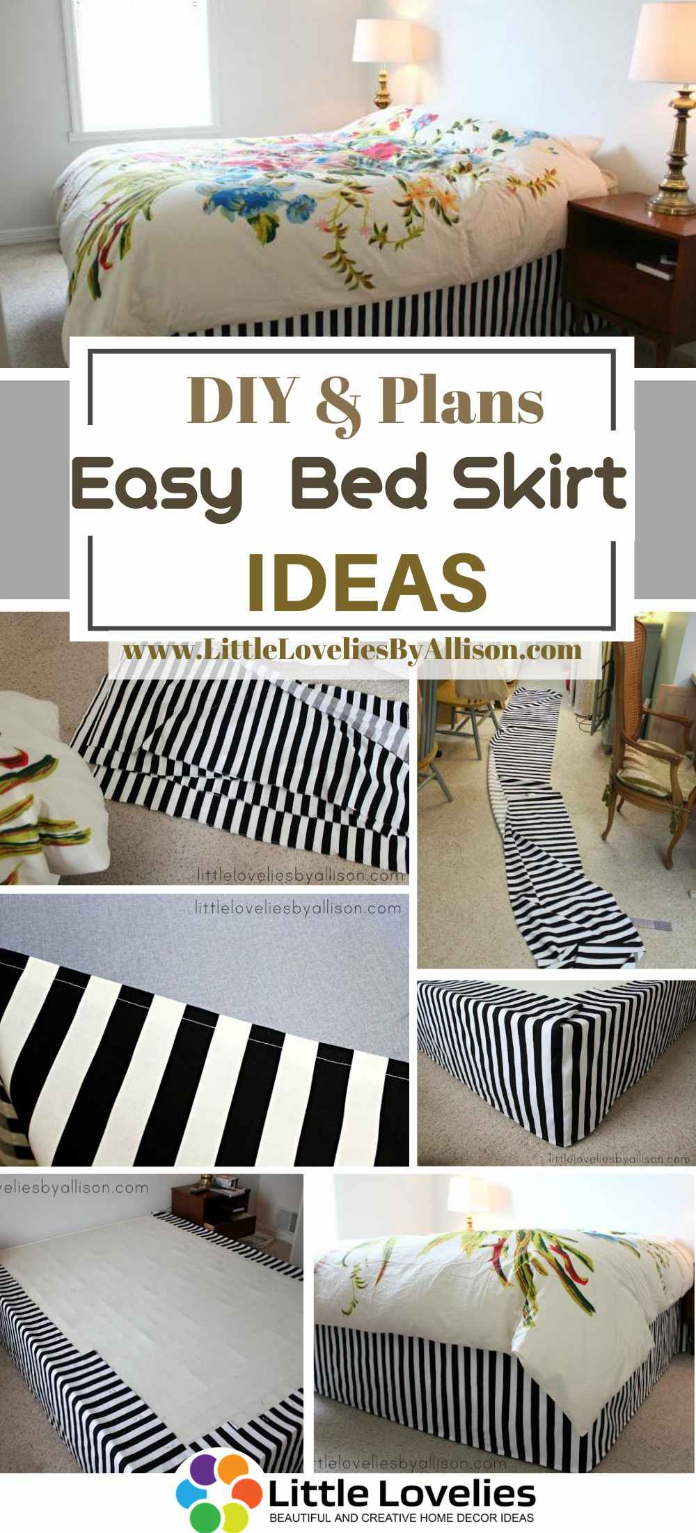 how-to-make-a-bed-skirt
