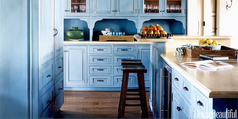10. EAT-IN GROOVY BEAUTIFUL KITCHEN