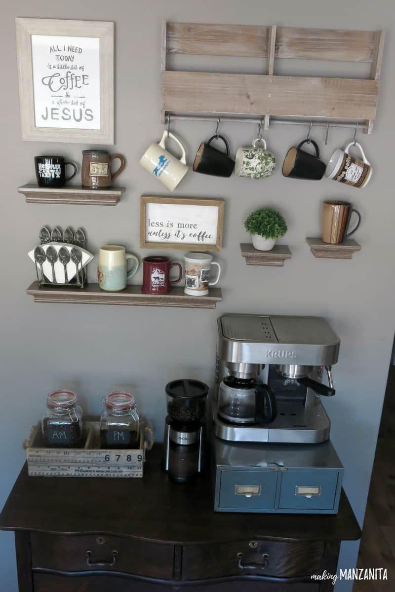 11. MULTILEVEL COFFEE BAR