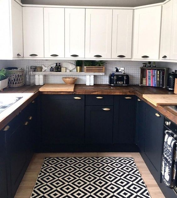 11.Cabinet Color Combo