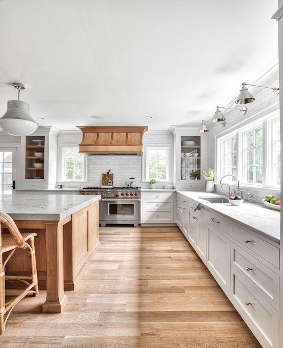 15.White Oak Cabinetry