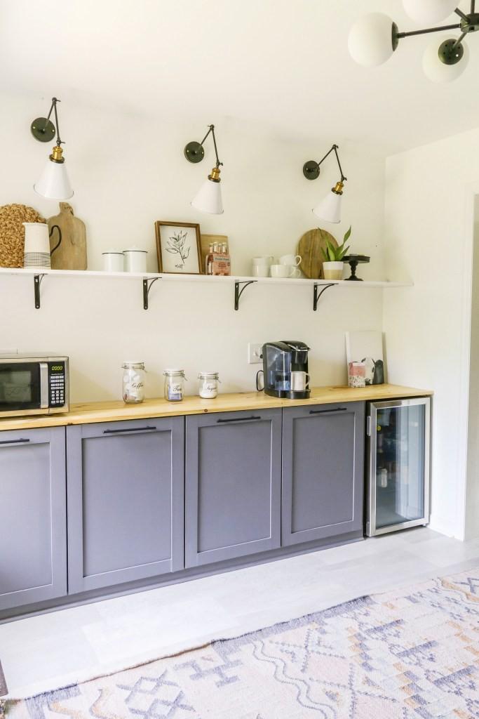 18. Budget-Friendly Kitchen Cabinet