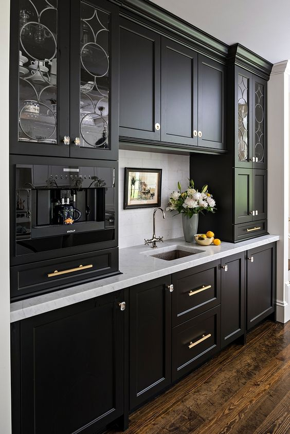 18.Shaker Cabinets