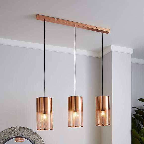 20. THE HIGH SHINE COPPER TRIO FOR GLAM KITCHEN DINERS