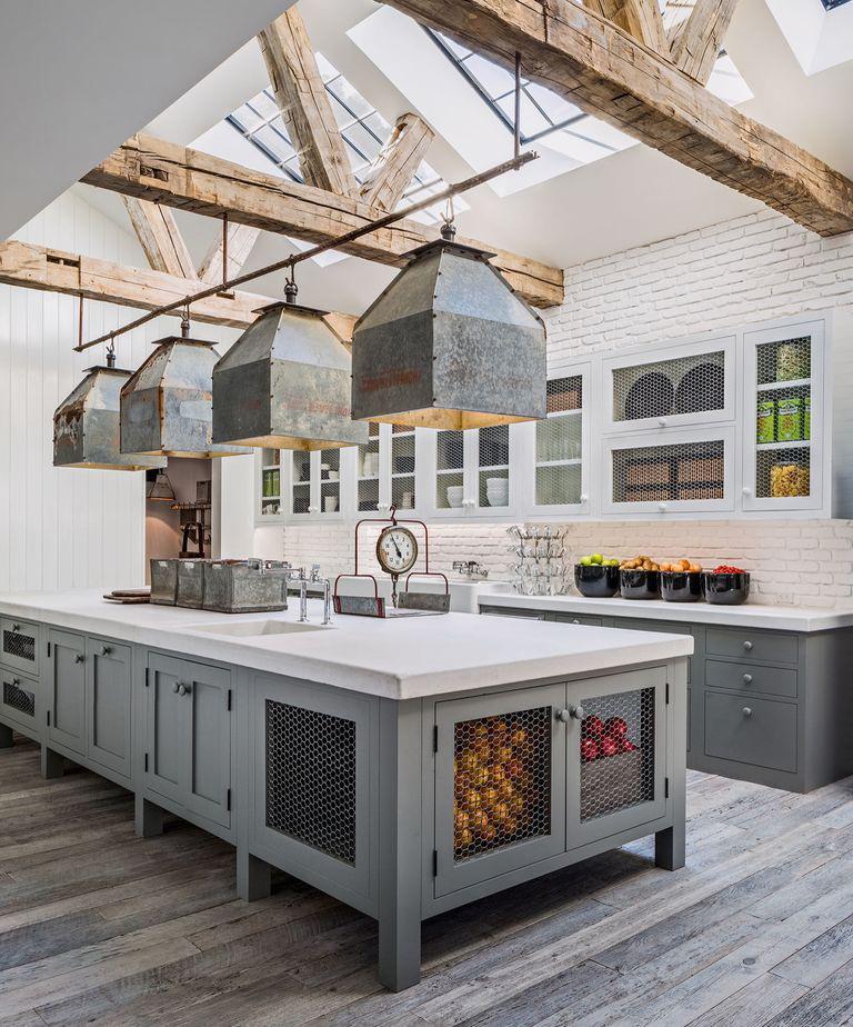 20.Famous Kitchen Island