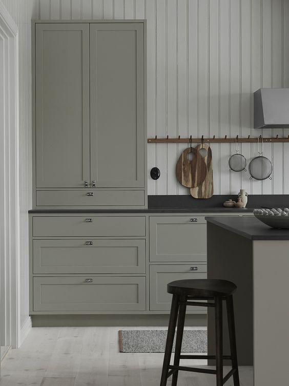 21.Nordic Style Kitchen Design Idea