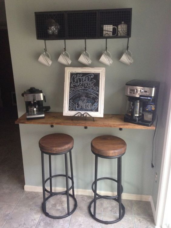 22.SMALL COFFEE BAR