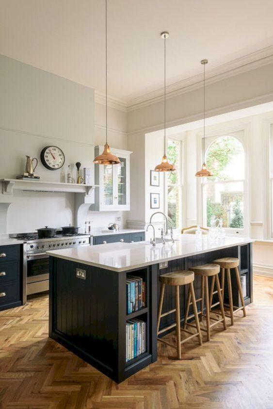 22.Victoria-Themed Kitchen Design