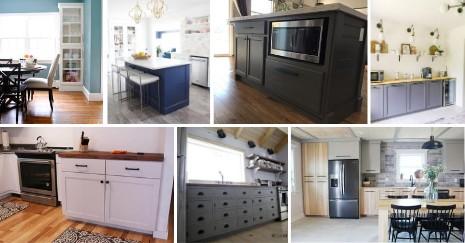 25 Kitchen Cabinet Ideas