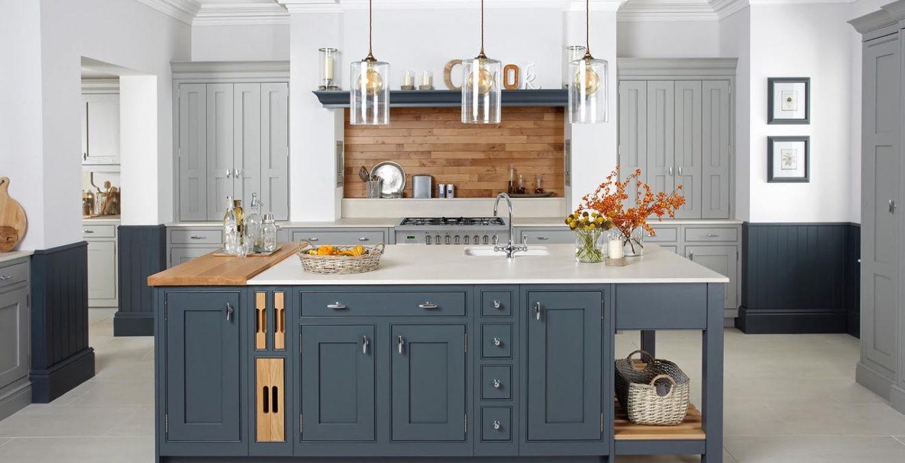 25)A Picturesque Kitchen