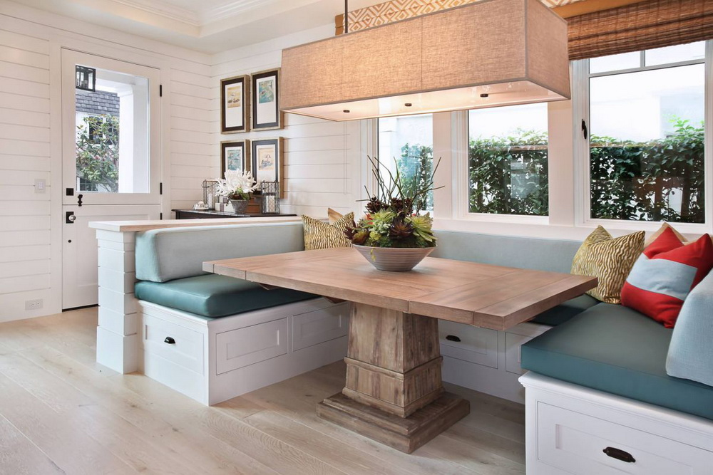 4.Full Square Kitchen Design