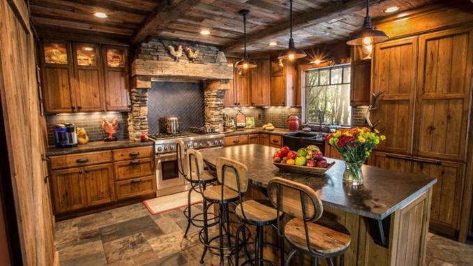 16+ Small Cabin Kitchen Ideas Gif