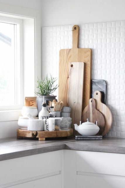 7. Designing With Chopping Boards