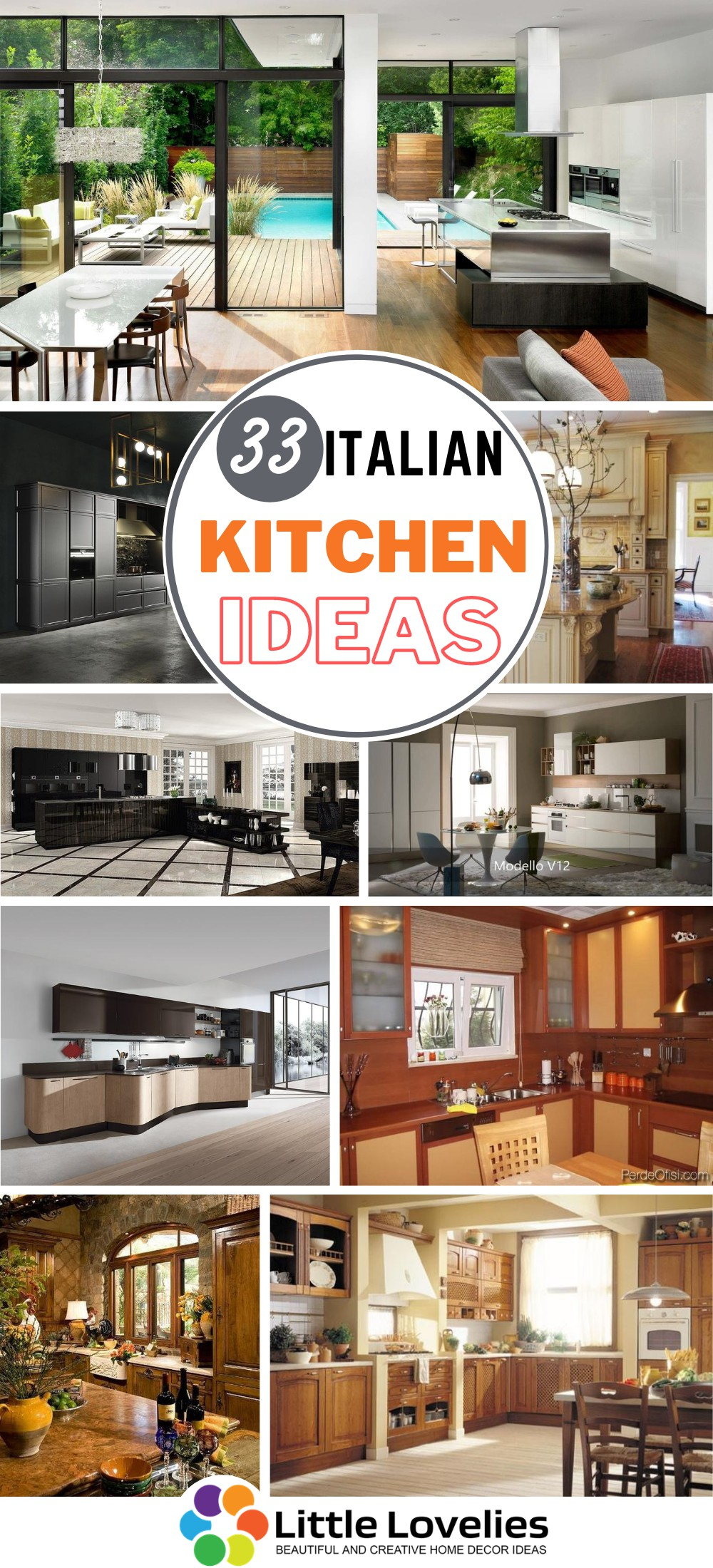 Best Italian Kitchen Ideas