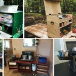 28 DIY Camp Kitchen Ideas For The Best Camping Experience