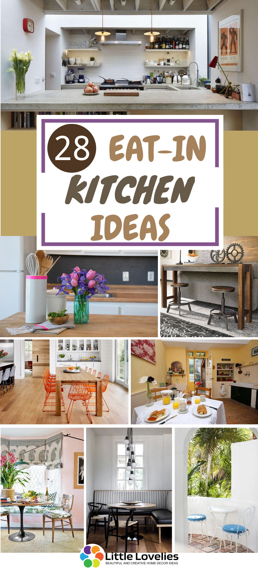 best EAT-IN KITCHEN IDEAS