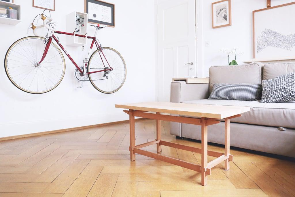 1. Simple Coffee Table