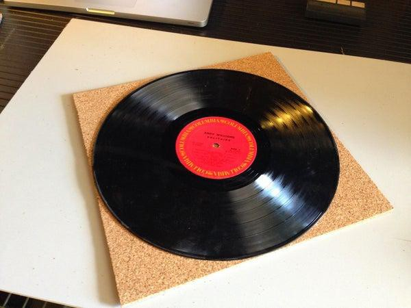 12. DIY Vinyl Placemats