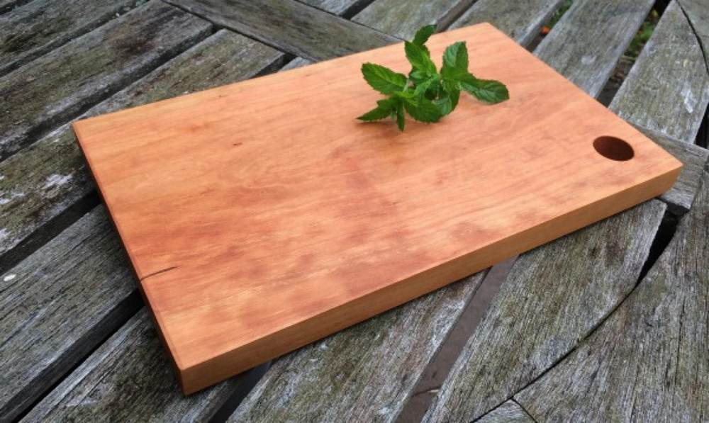 12. Diy Cutting Board