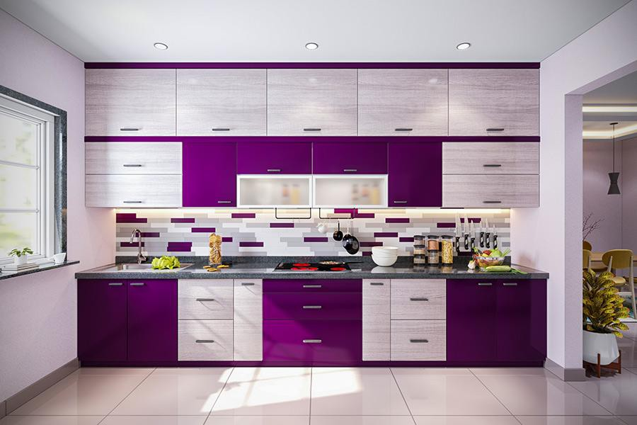 12. Patterned Cabinets