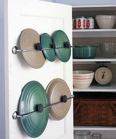 13. Cabinet Door Storage