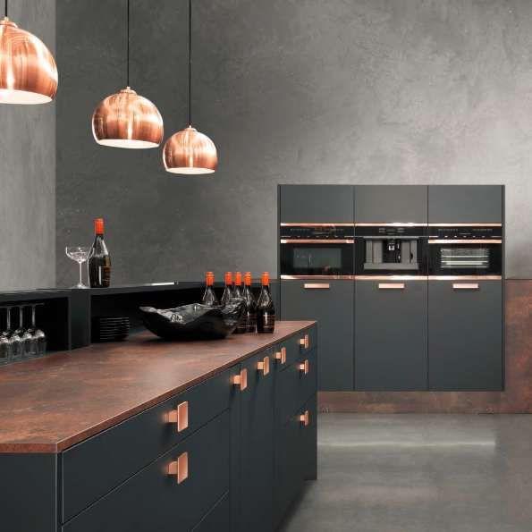 14. Black and Copper
